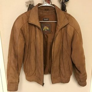 Wilson's Adventure Bound leather jacket